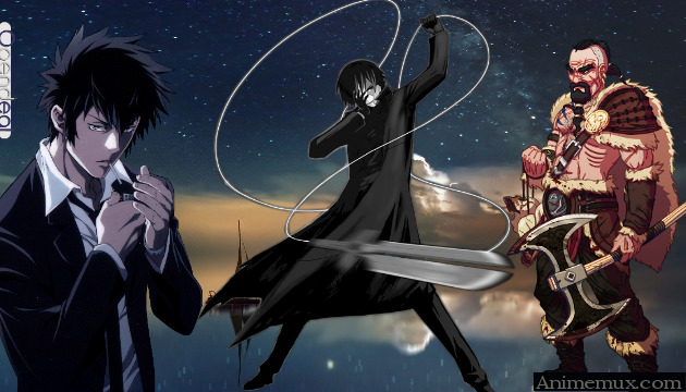 Five amazing mature action anime series