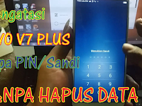 Mengatasi Vivo V7 Plus Lupa Pola, Password/PIN Tanpa Hapus Data