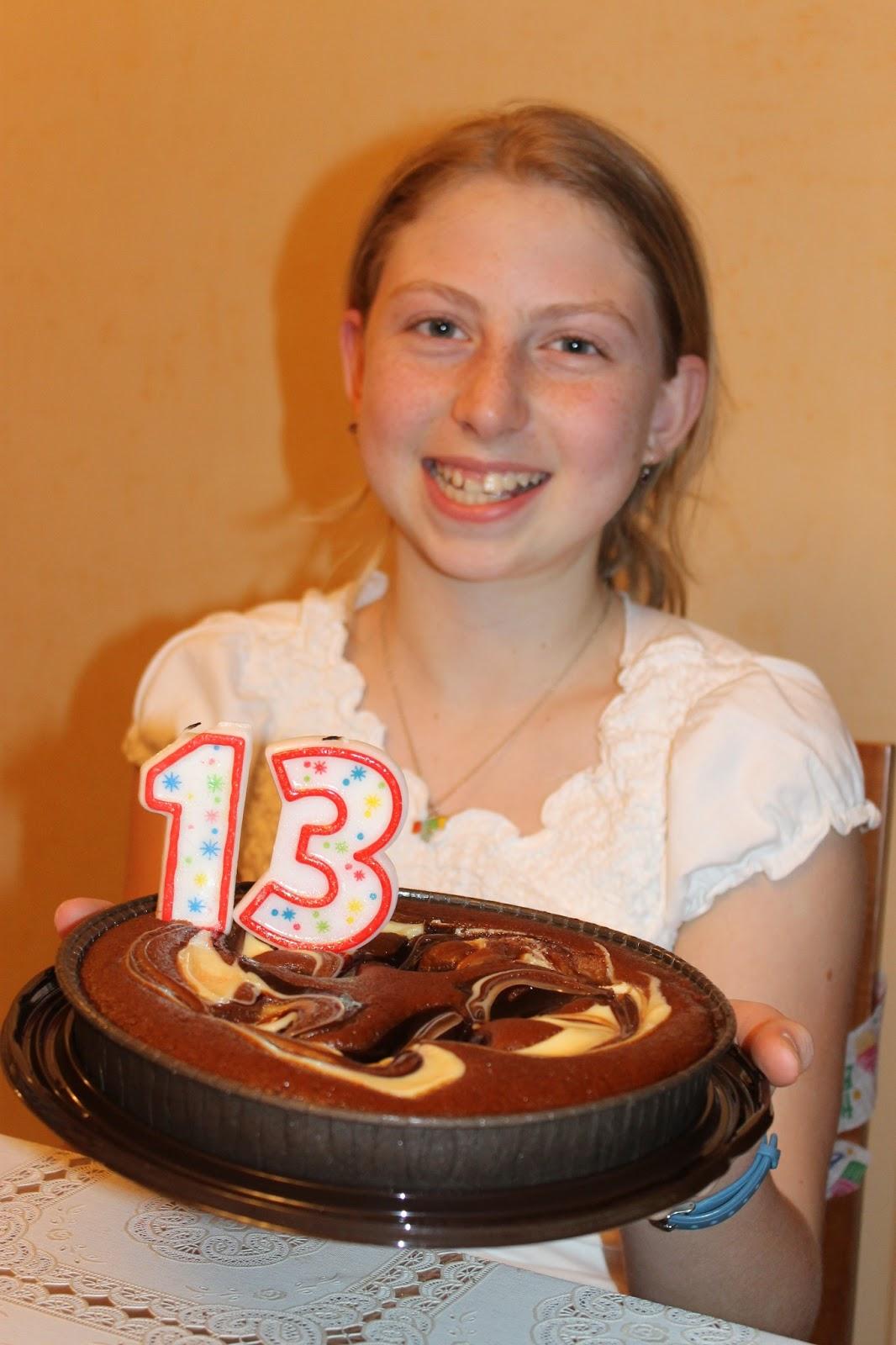 Cornerstone Retreat Happy 13th Birthday H