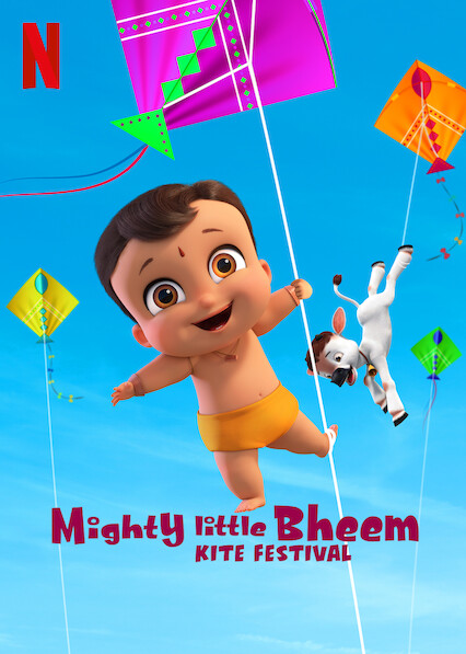 Mighty Little Bheem: Kite Festival (2021) Hindi Dubbed 720p NF HDRip 800MB