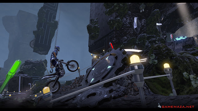 Trials Fusion Welcome to the Abyss Gameplay Screenshot 4