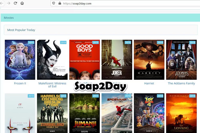 Soap2Day : Free Movie Streaming Sites No Sign Up