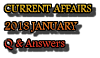 CURRENT AFFAIRS- 2018 January