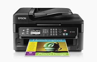 Epson Workforce WF-2540WF Driver