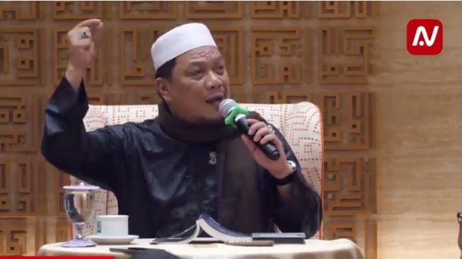 Kecam Orang Masuk Islam Cuma karena Mau Nikah, Ustadz Yahya Waloni: Itu Bukan Mualaf, Tapi Kualat!