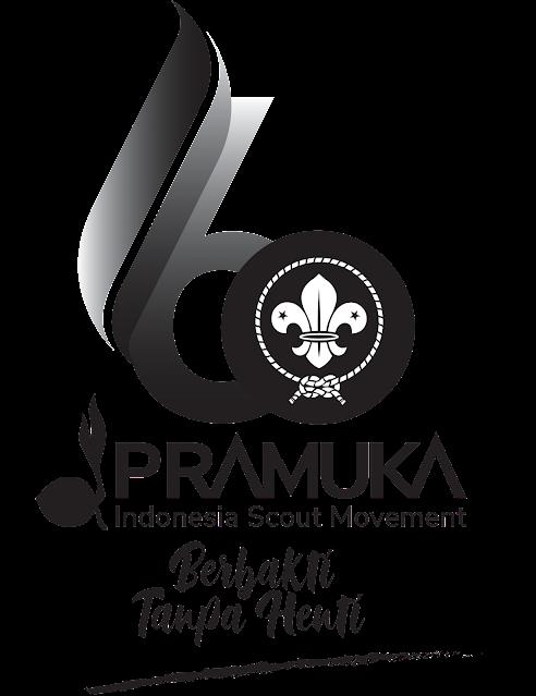 Tema Slogan Logo HUT Pramuka Ke 60 Tahun 2021