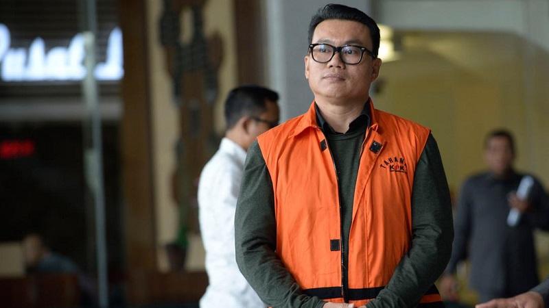 Terima Suap, Risyanto Suanda divonis 4,5 tahun penjara