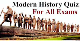 Modern History Of India Quiz Chapter 04 - Governor General / Viceroy part 02