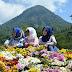 Garden Flowers Coban Rais Kota Batu Malang