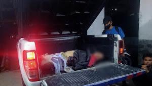 Hindari Tumpukan Material, 2 Pengendara Motor Tewas Tabrak Mobil di Samosir