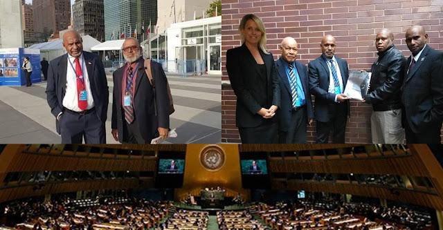 Otonomi vs Papua Merdeka di PBB