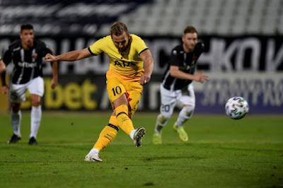 ملخص واهداف مباراة توتنهام ولوكوموتيف بلوفديف (2-1) الدوري الاوروبي