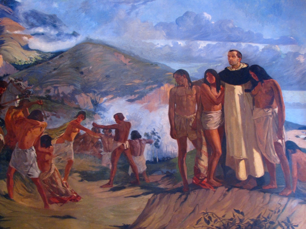 The Wild Reed Recalling A Visit To The Missions Of San