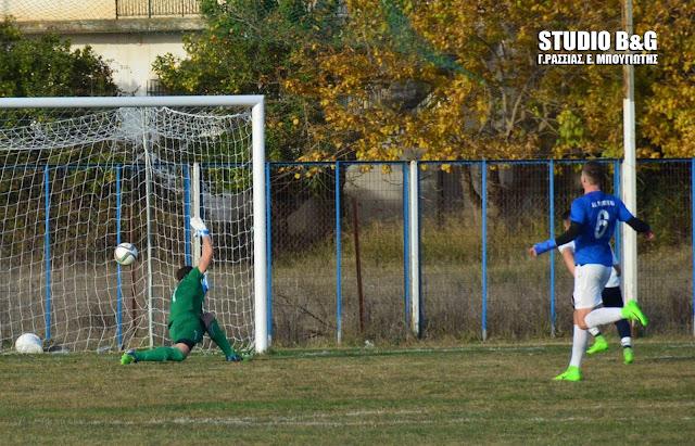 1-0 ο Αργοναύτης με την Μπουμπουλίνα Σπετσών