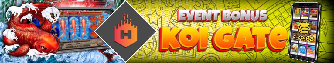 Event Bonus Koi Gate (HABANERO⟩