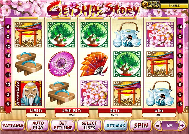 Ulasan Slot Playtech Indonesia - Geisha Story Slot Online