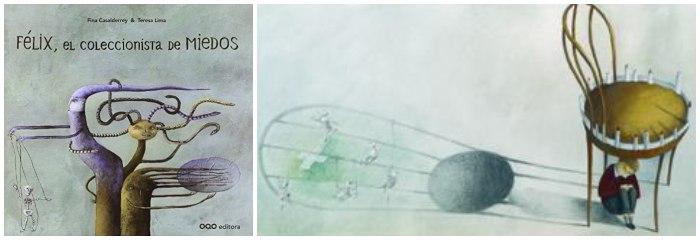 libro infantil cuento miedos niños