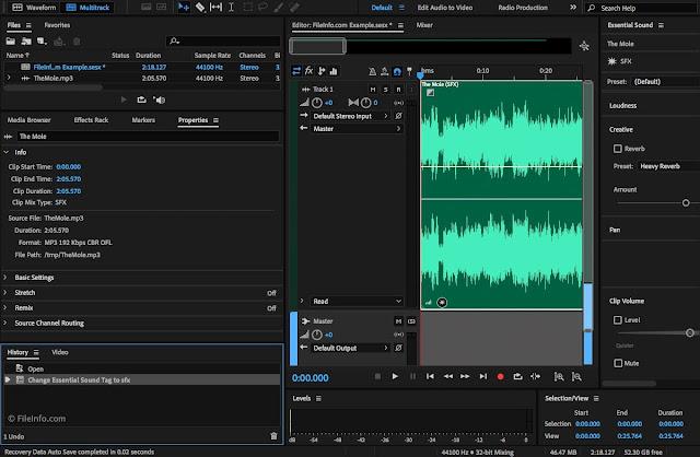 Download Adobe Audition CC 2019 Full Version Terbaru 2021 Free Download
