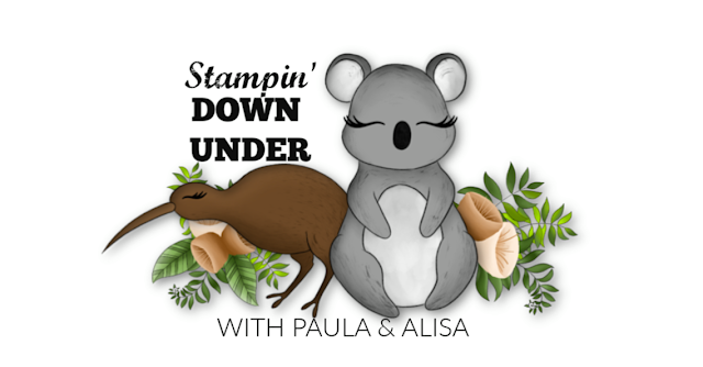 FREE AS A BIRD - MAY STAMPIN' DOWN UNDER CLASS