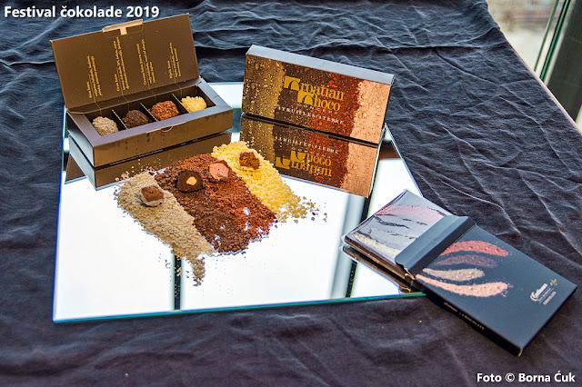 Od petka 6.12 do nedjelje 8.12.2019 festival čokolade u Opatiji