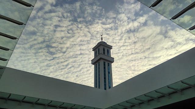 Masjid Bandar Seri Alam
