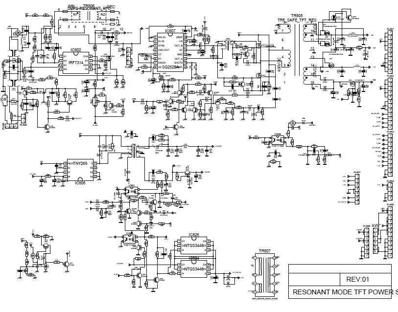17pw15 8 schematic diagram