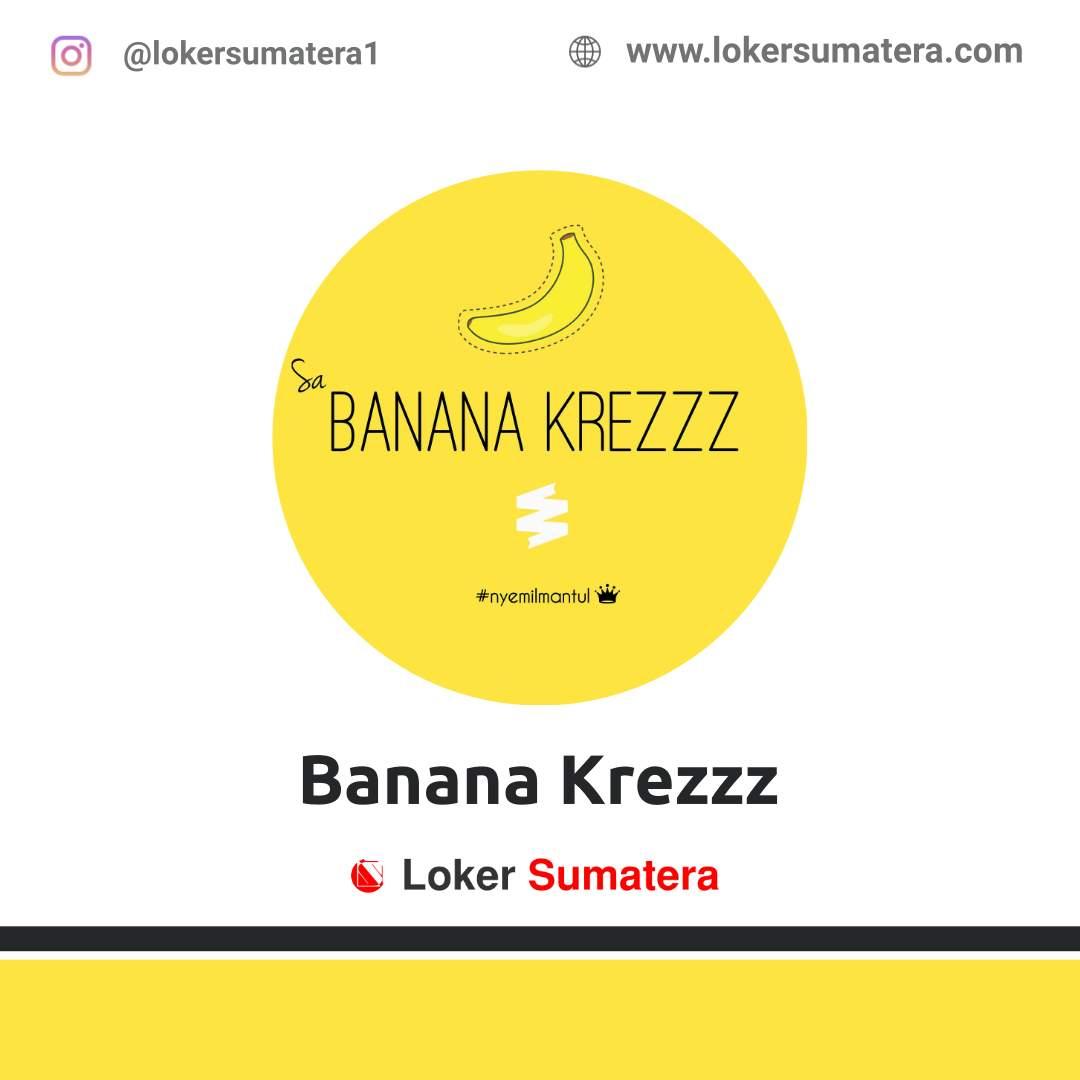 Lowongan Kerja Payakumbuh: Banana Krezzz Desember 2020