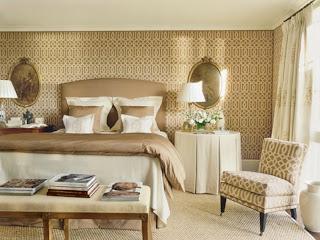 dormitorio color beige