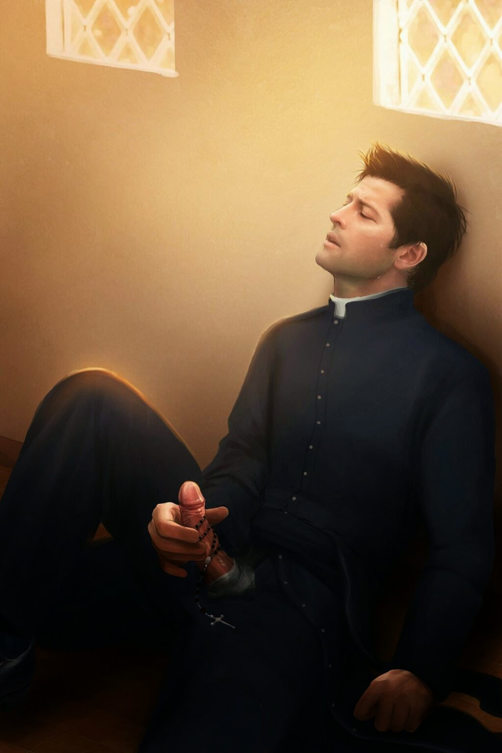 sacerdote homosexual relationship