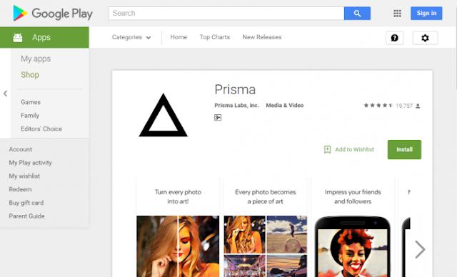 Prisma Lab, Inc.