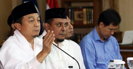 Bachtiar Nasir Sebut Presiden Jokowi Tak Merasa Ada Kriminalisasi Ulama