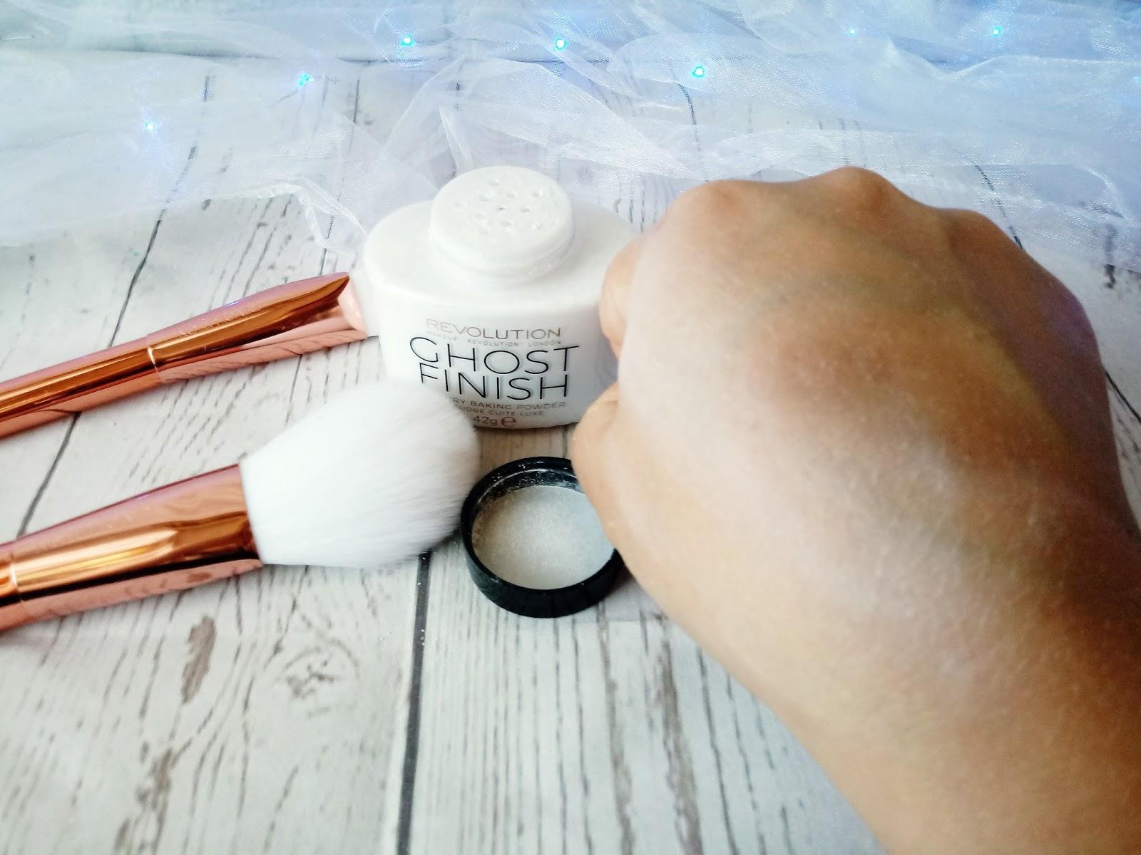 GHOST FINISH Makeup Revolution