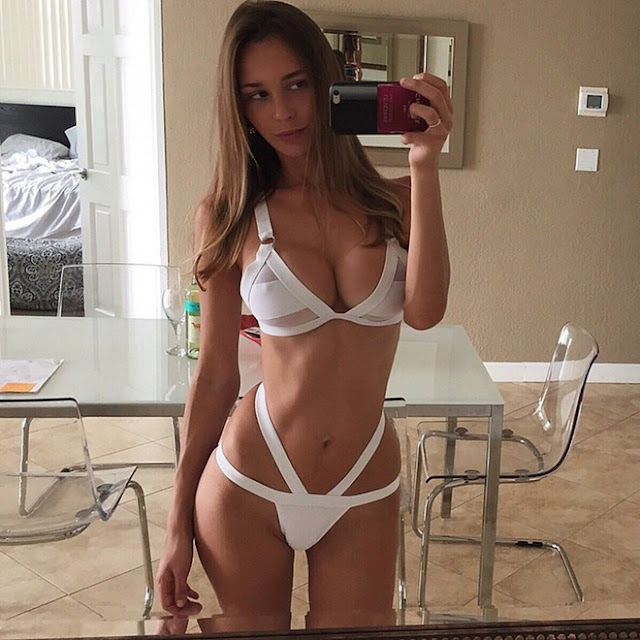 """""""Hot girls"""" Lily Ermak sexy look like Irina Shayk 6"""