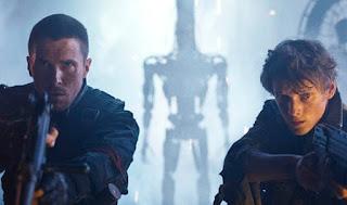 Dunia Sinema Terminator Salvation : John Connor dan Kyle Reese