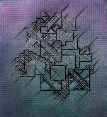 DIVA Challenge # 327 with Patterns: Lisbon Fragment
