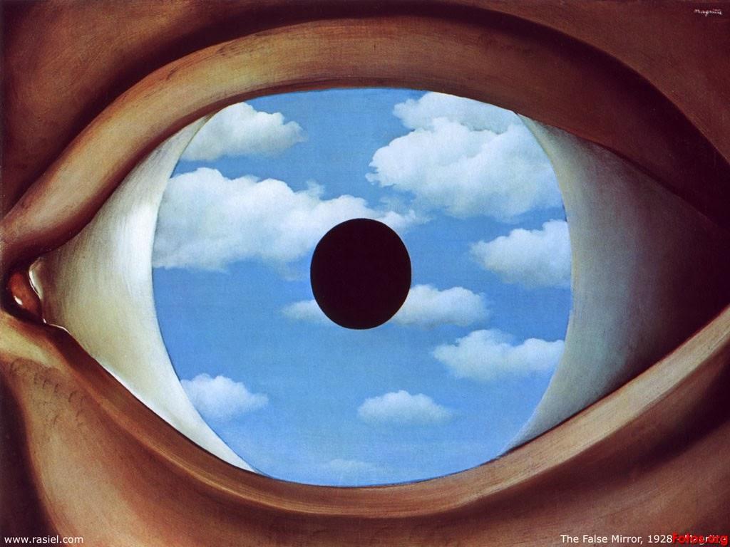artistas surrealistas magritte