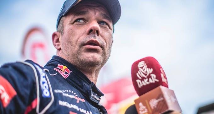 El Dakar 2021 podría ver a Sébastien Loeb en Toyota