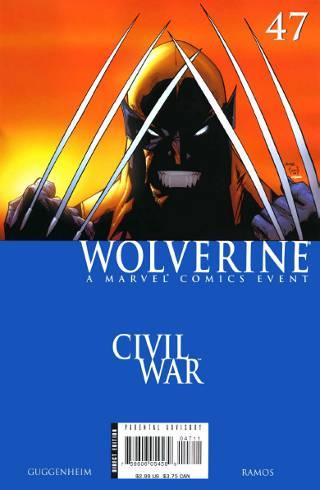 Civil War: Wolverine #47 PDF