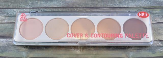 R de L Young cover & contouring Palette