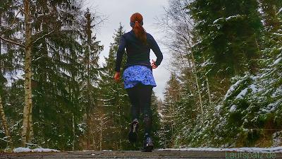Laufen im Winter Shorts Laufhosen