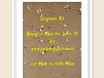 Segmen bloglist March to June 2019 by zzzyy.blogspot.com