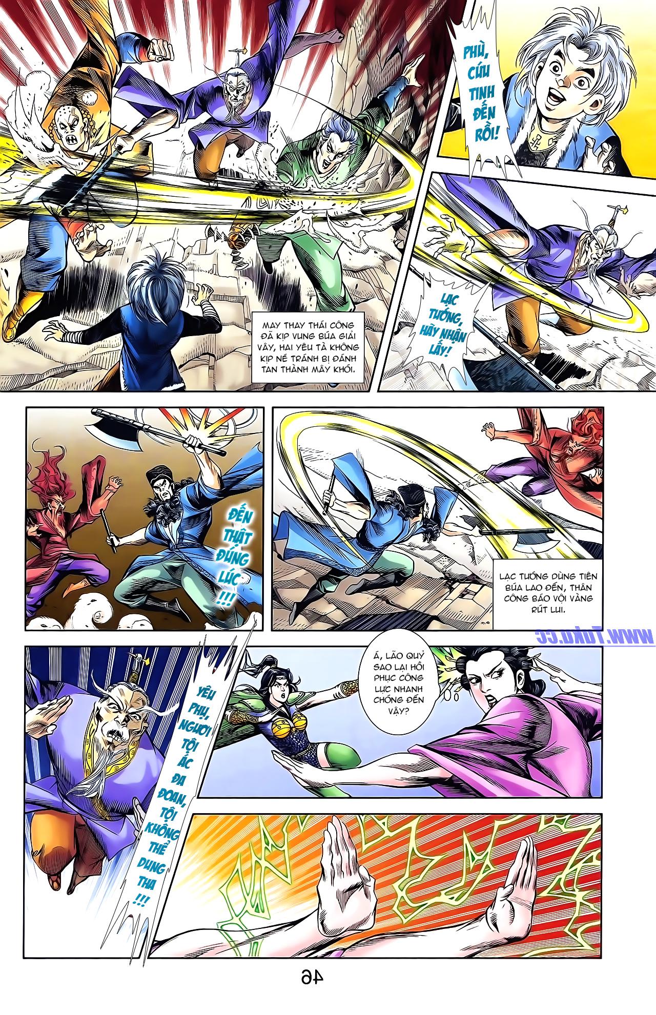 Cơ Phát Khai Chu Bản chapter 162 trang 24