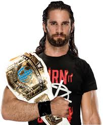 IC Champ Seth Rollins WWE The Miz Raw
