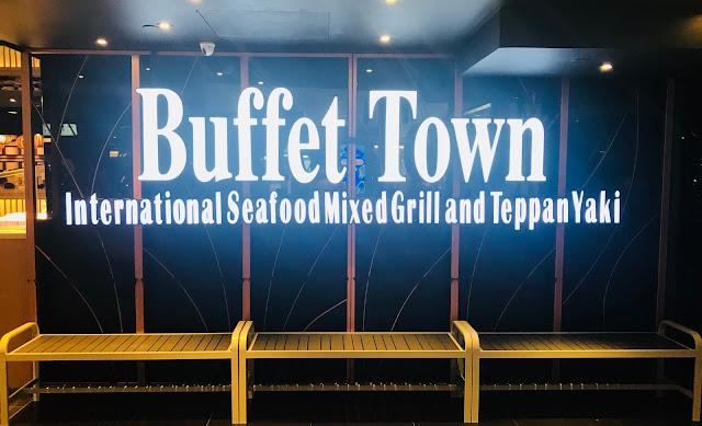 Buffet Town International Buffet Restaurant