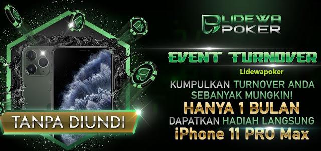Lidewapoker - Situs Judi Poker Online Terpercaya di Indonesia