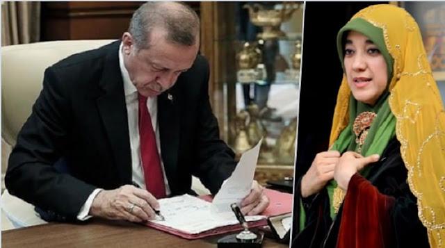 Pemerintah Turki Balas Surat yang Dikirim Keturunan Sultan Aceh ke Erdogan, Apa Isinya?