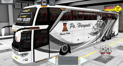 MOD Jetbus 3+ UHD ( Ultra High Deck ) v3.0 BUSSID