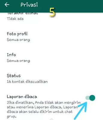 Cara Melihat Status Story WhatsApp secara manual 2