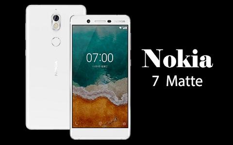 نوكيا 7 Matte