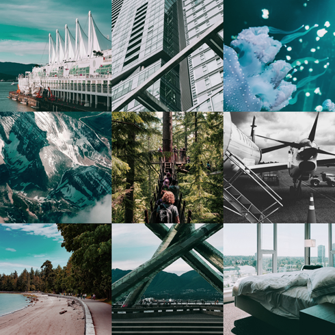 Vancouver Travel Photography